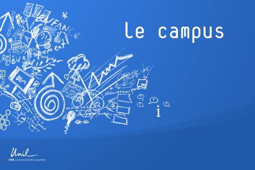 Le Campus...